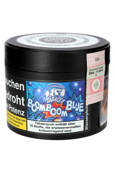 187 Strassenbande Tabak Boom Boom Blue 200g
