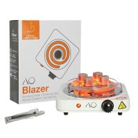 Kohleanzünder AO Blazer 1000W