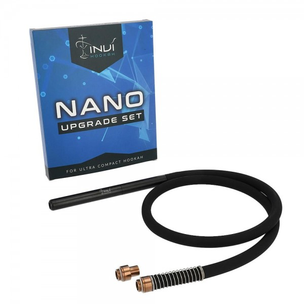 INVI Nano 2-Schlauch Upgrade Set Edelstahl Rose Gold