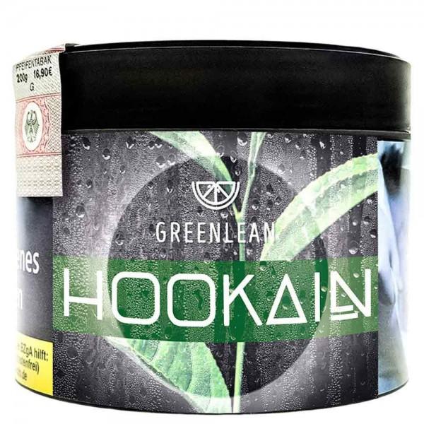 Hookain Tabak Green Lean 200g