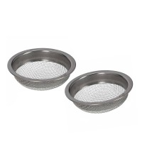 AO Strainer Kopfsieb Pro Duo-Pack Set 16+22mm